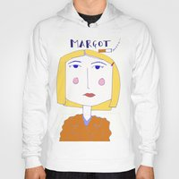 tenenbaum Hoodies featuring Margot Tenenbaum  by The Found and The Lost