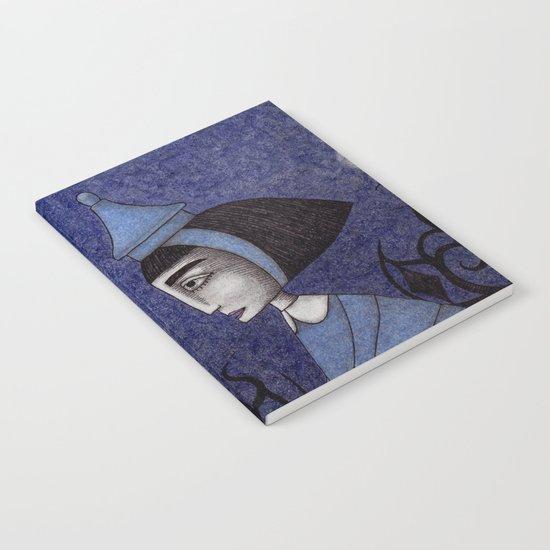 Kingfisher's Invitation to Tea (2) Notebook