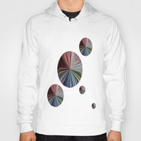 circle Hoodies featuring circle by  Agostino Lo Coco