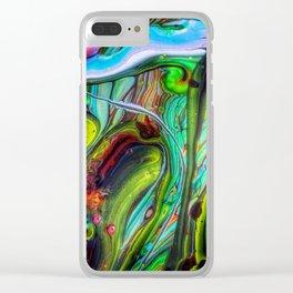 """Daliance"" Clear iPhone Case"