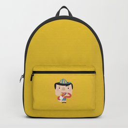 Ice Cream Please (Yellow Tales Series #2) Backpack