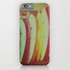 Surfboards in San Francisco iPhone 6s Slim Case
