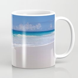 The Ocean's Lacy Fringe - Tropical Horizons Series Coffee Mug