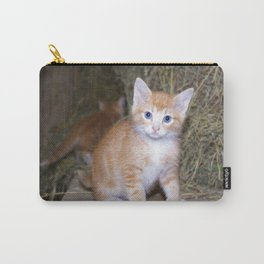Polydactyl kitten Carry-All Pouch