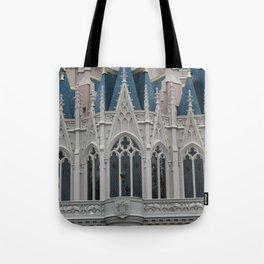 West Wing Castle Tote Bag