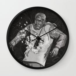 IGOR THE GOAT Wall Clock