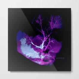 A Tree to See Metal Print