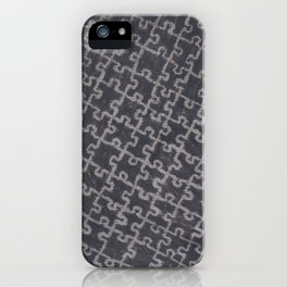 Life is a puzzle 28 iPhone Case