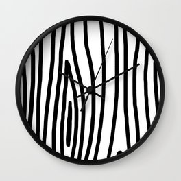 Raw Pattern Series: n.3 Wall Clock