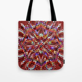 Divine Intention 3: Red Tote Bag