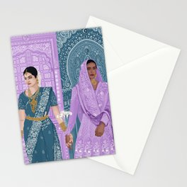 I Stand With You.  Stationery Cards