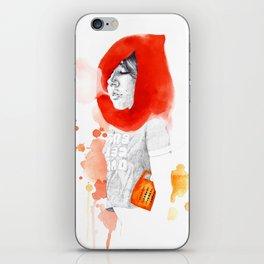 Recuerdos iPhone Skin