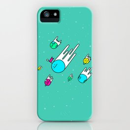 Race for the stars iPhone Case