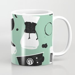Do you even coffee? (teal) Coffee Mug