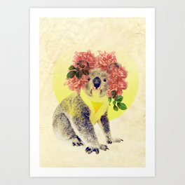Australian Icon: The Koala Art Print