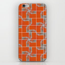 Wall Pattern iPhone Skin