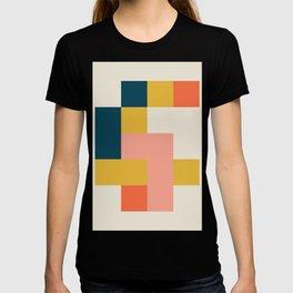 art, interior, matisse, picasso, drawing, decor, design, bauhaus, abstract, decoration, home, design T-shirt