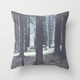 So close yet so far away Throw Pillow