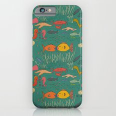 Fishy Kisses iPhone 6s Slim Case
