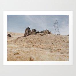 Landscape #2 Art Print