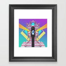 empress Framed Art Print