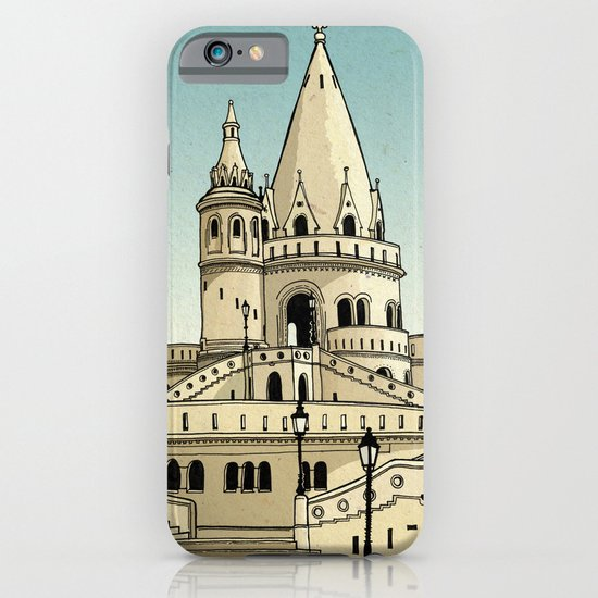 Fisherman's Bastion - Budapest - Hungary iPhone & iPod Case