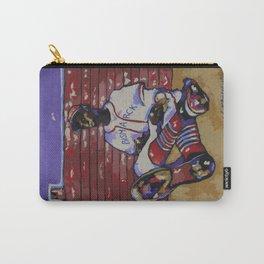 Satchel Paige Carry-All Pouch