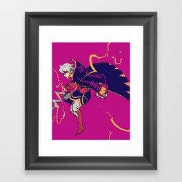 Thoron Framed Art Print