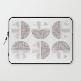 Labyrinth - Ash Laptop Sleeve
