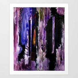Wall 003 Art Print