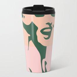 Too Funky Tribute Contemporary Art Travel Mug