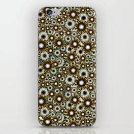 Floral-005a iPhone Skin
