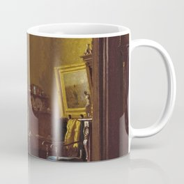 Not At Home - Eastman Johnson Coffee Mug