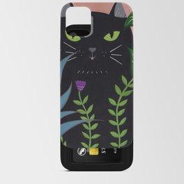 Jungle Cat iPhone Card Case
