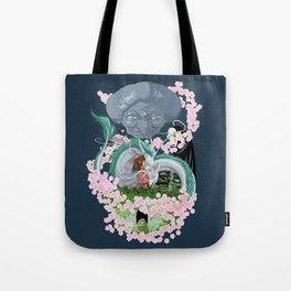 Sen's world Tote Bag