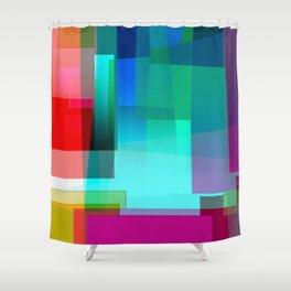 instances Shower Curtain