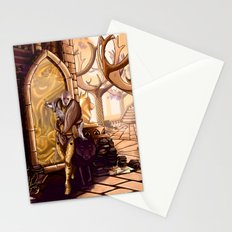 Solas leaves Lavellan Stationery Cards