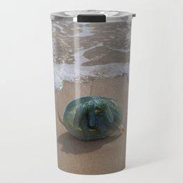 Bluebottle Jellyfish Travel Mug