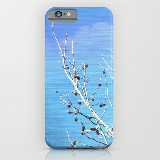 Thoughts in the Breeze iPhone & iPod Case