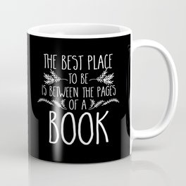 Between the Pages (inverted) Coffee Mug