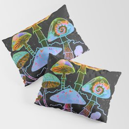 Garden of Shrooms 2020 Pillow Sham