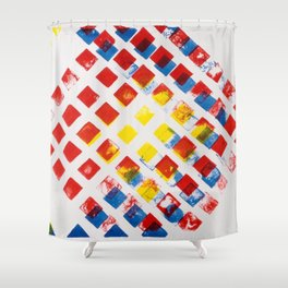 Math series, six Shower Curtain