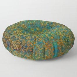 Magic 1 mandala #mandala #magic Floor Pillow