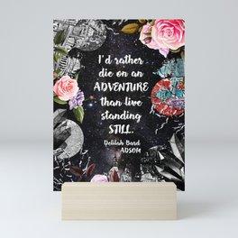 ADSOM - Adventure Mini Art Print
