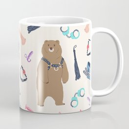 Kinky Bear Coffee Mug