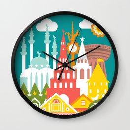 Kazan Wall Clock