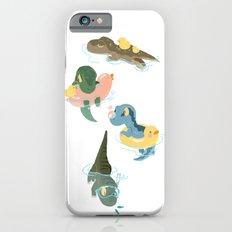 Jurassic babes iPhone 6s Slim Case