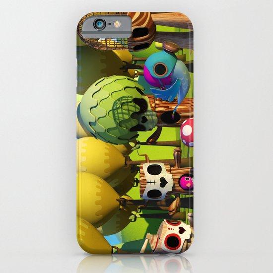 The TreeBorn Gang iPhone & iPod Case