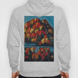 Autumn Foliage / Dennis Weber of ShreddyStudio Hoody