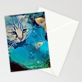 Mouser Gone Bad Stationery Cards